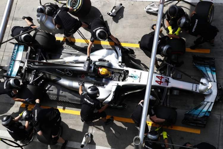 2017 Italian Grand Prix, Friday - Wolfgang Wilhelm