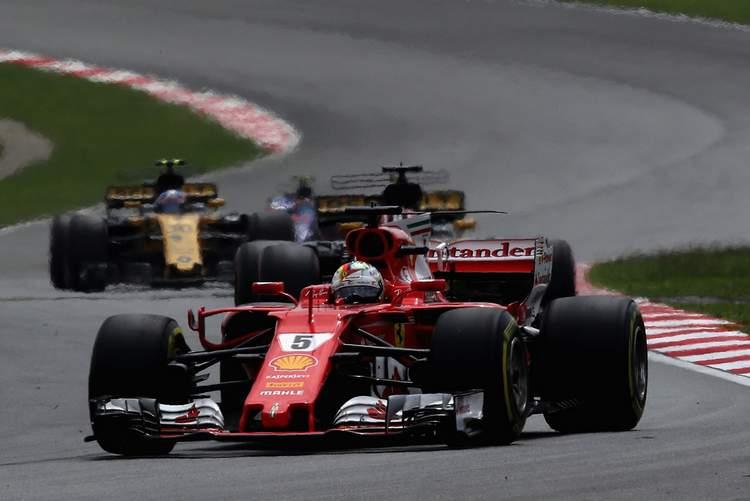 2017 Malaysian grand Prix Race Photos