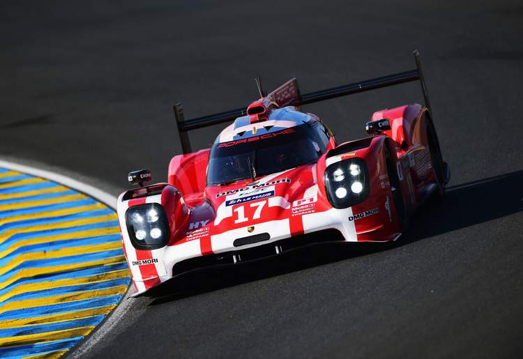 Brendon+Hartley+Le+Mans+24+Hour+Race+UosPmtRmfYRx
