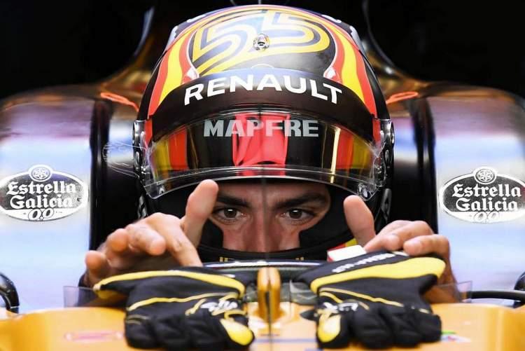 Carlos Sainz, Renault-001