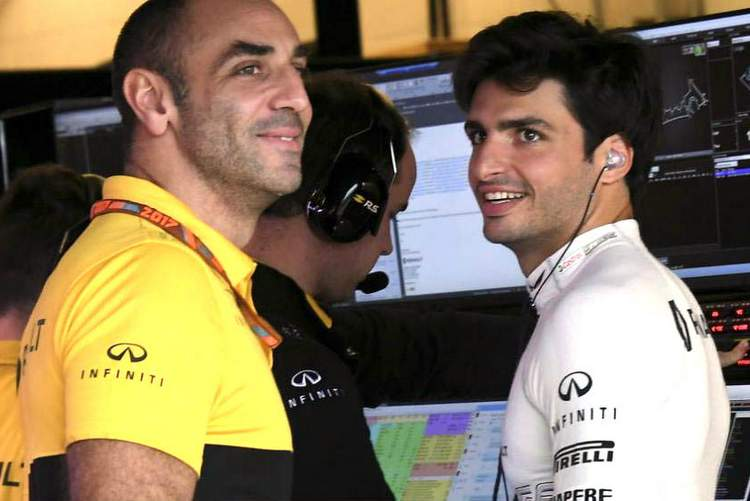 Carlos Sainz, Renault-002