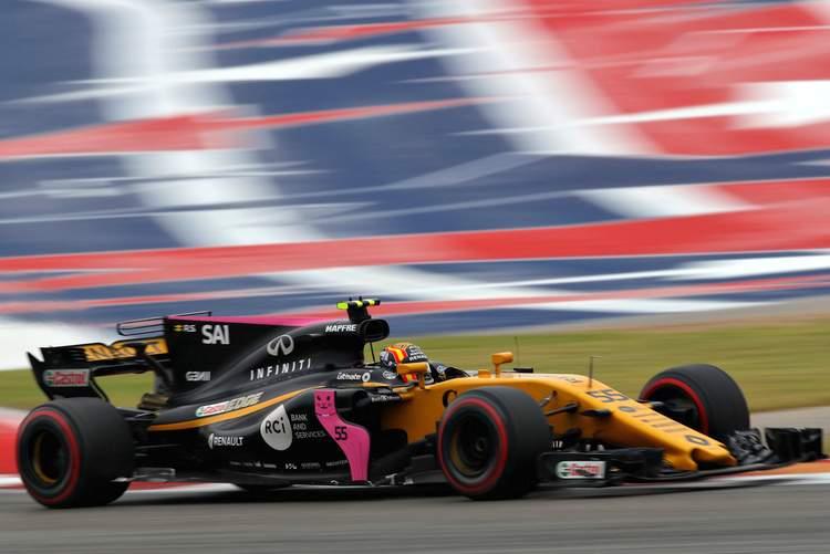 Carlos Sainz, Renault-007
