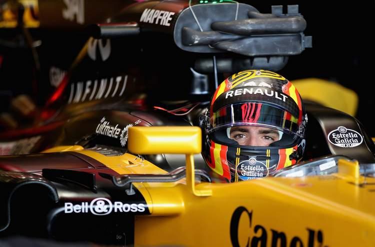 Carlos Sainz, Renault-009