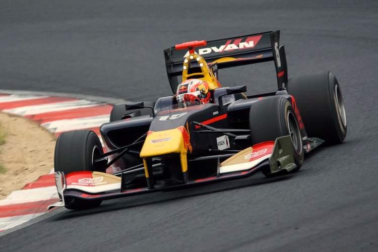 Pierre Gasly, Super Formula, Japan