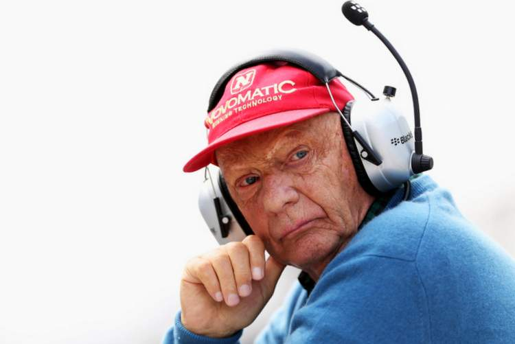 Niki Lauda In Depth with Graham Bensinger