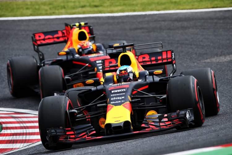 Ricciardo-Verstappen