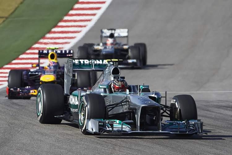Lewis Hamilton Austin 2013 Mercedes