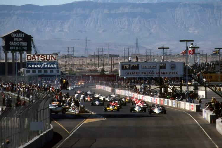 1981 Ceasars Palace Grand Prix