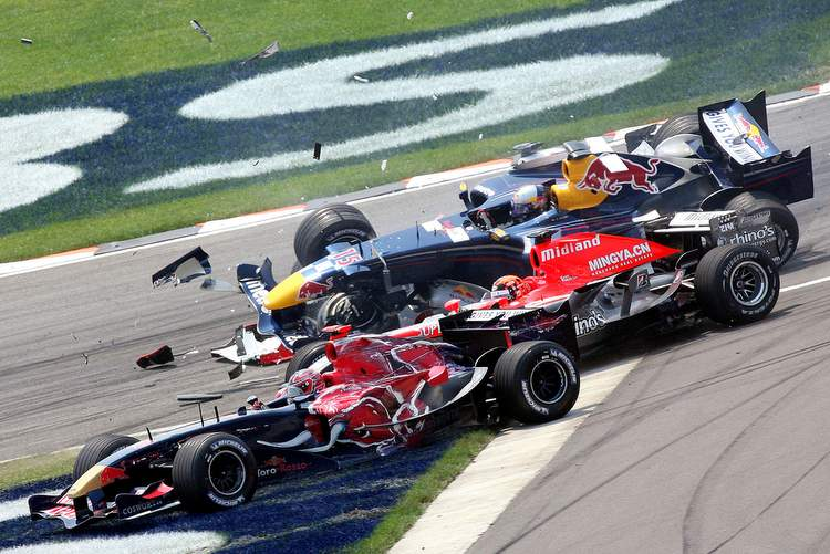 FORMULA 1 - American Grand Prix