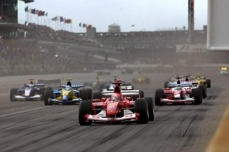 United States Grand Prix History.com 2003 HD wallpaper F1 GP USA_01