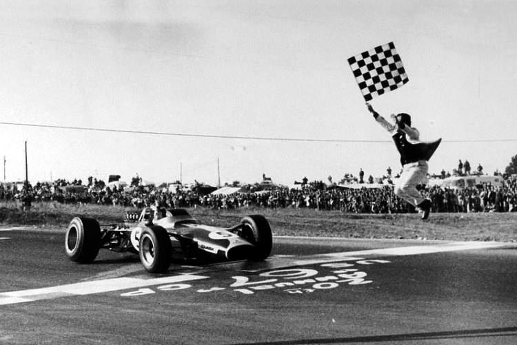 United States Grand Prix History