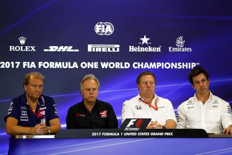 Fernley, Haas, Wolff, Brown