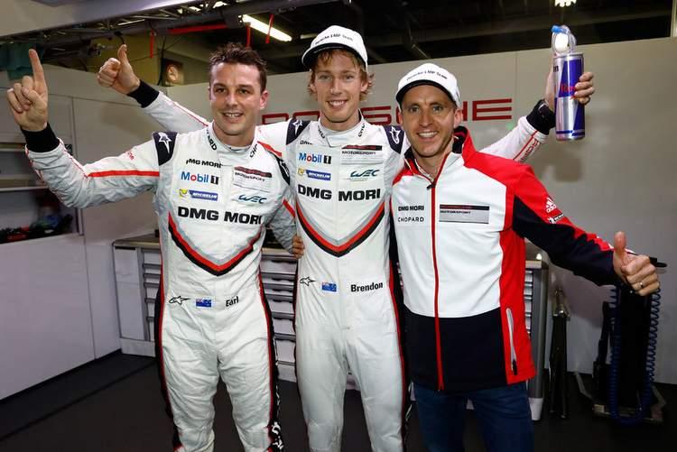 Brendon Hartley, Porsche, World Endurance Championship, WEC,. world champion