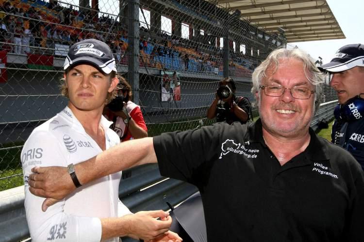 Nico Rosberg, Keke Rosberg-002