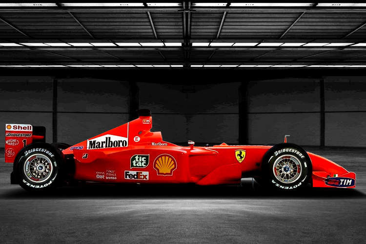 Schumacher S Race Winning Ferrari Auctioned For 7 5 Million Grand Prix 247