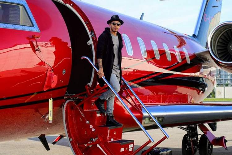 9e864692e09 Formula 1 world champion Lewis Hamilton dodged paying taxes on his private  jet using an elaborate scheme now under investigation by British tax  authorities, ...