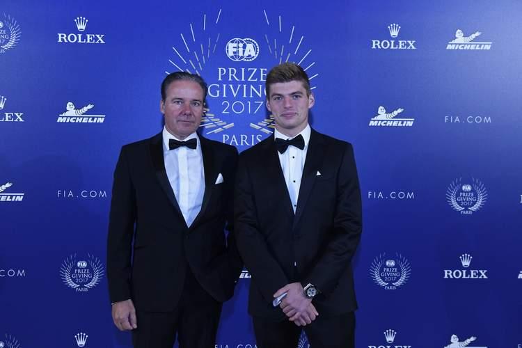 AUTO - FIA PRIZE GIVING - VERSAILLES 2017