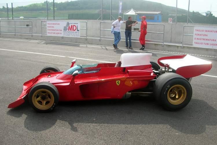 Ferrari 1973, 312-008