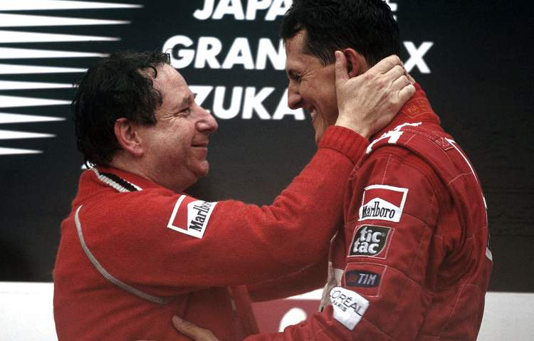Todt: Mixed feelings about Hamilton breaking Schumacher's records - Grand Prix 247