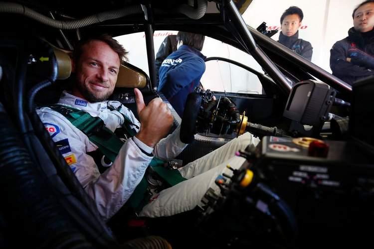 Jenson Button, Super GT