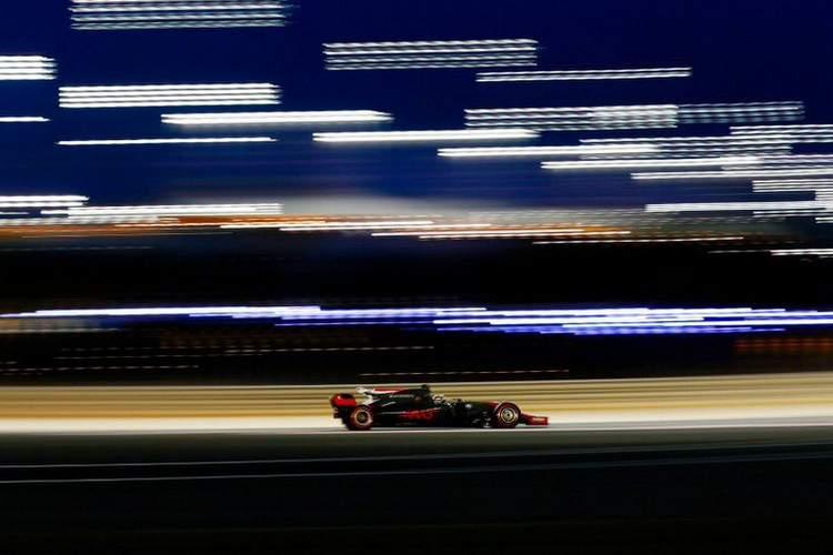 Bahrain night race