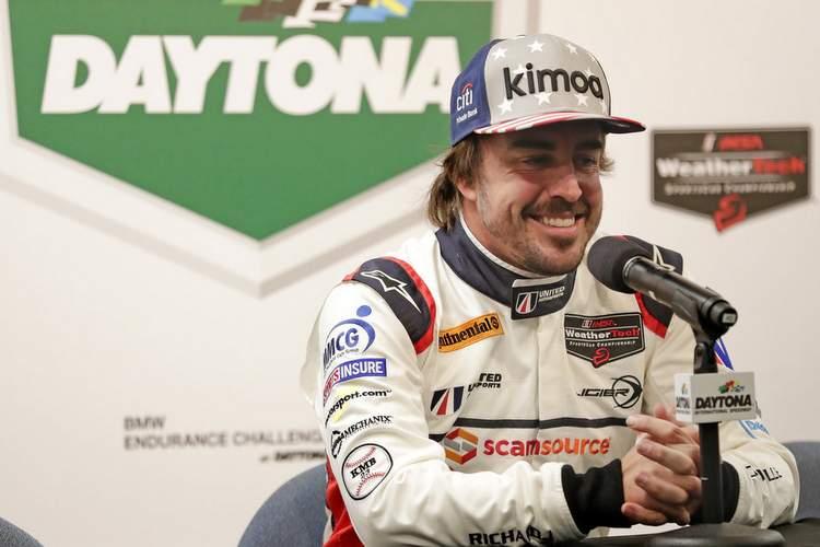 Fernando Alonso, Daytona