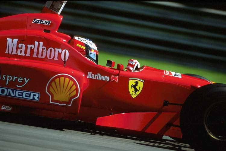 Marlboro, Ferrari