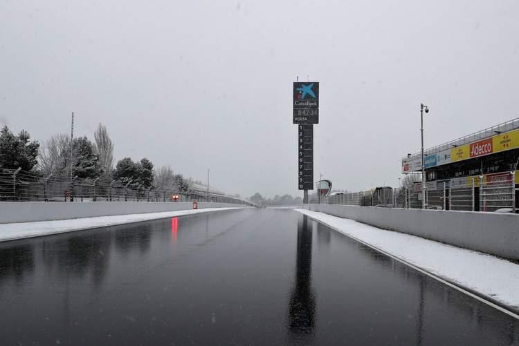 2018 F1 Bareclona Test Day 3-001