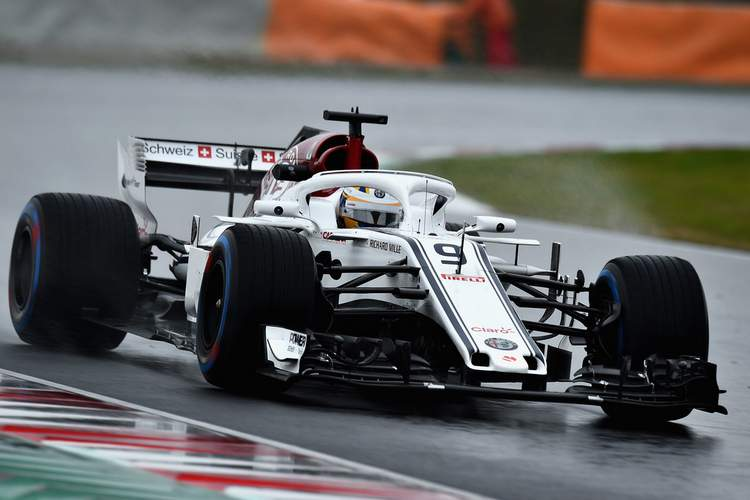 2018 F1 Bareclona Test Day 3-011