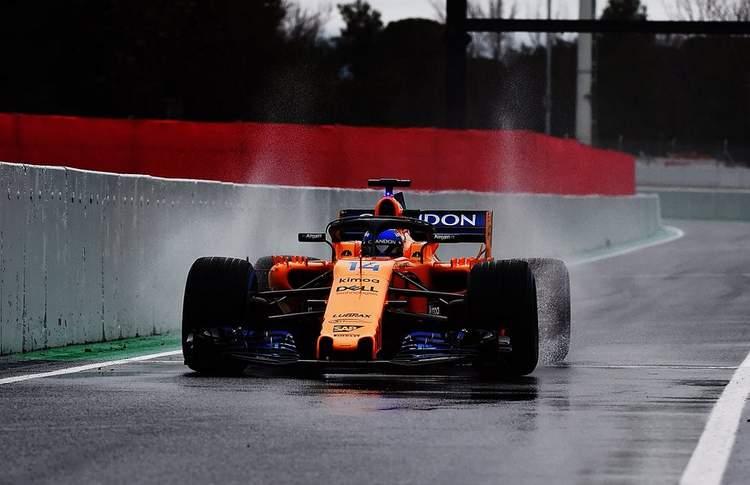 2018 F1 Bareclona Test Day 3-013
