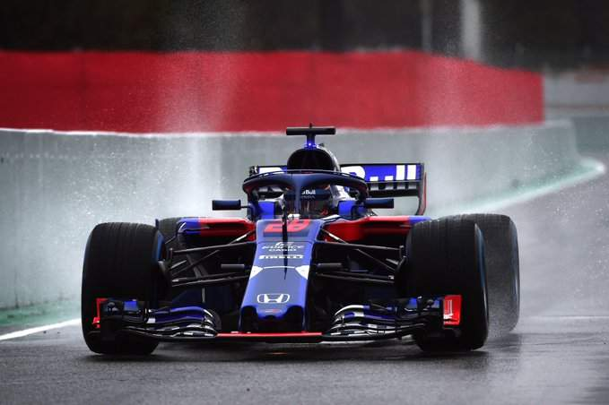 2018 F1 Bareclona Test Day 3-014