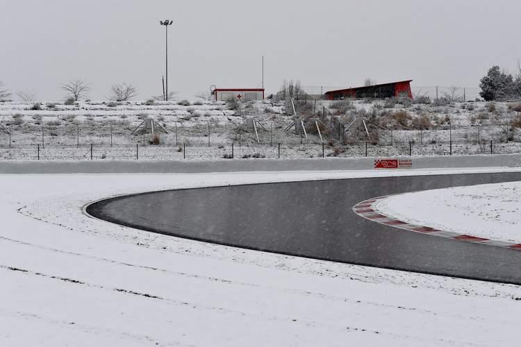 2018 F1 Bareclona Test Day 3