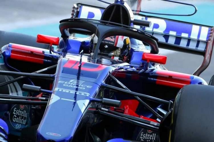 Pierre Gasly, Toro Rosso, STR13