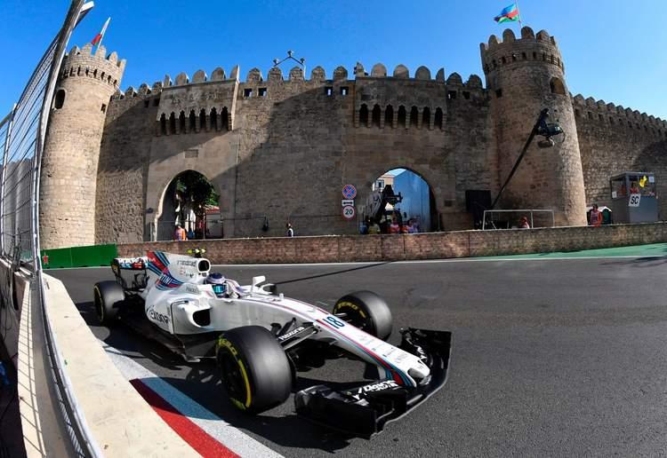 Azerbaijan Grand Prix, Baku