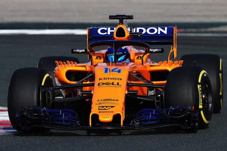 Alonso, mclaren mcl33
