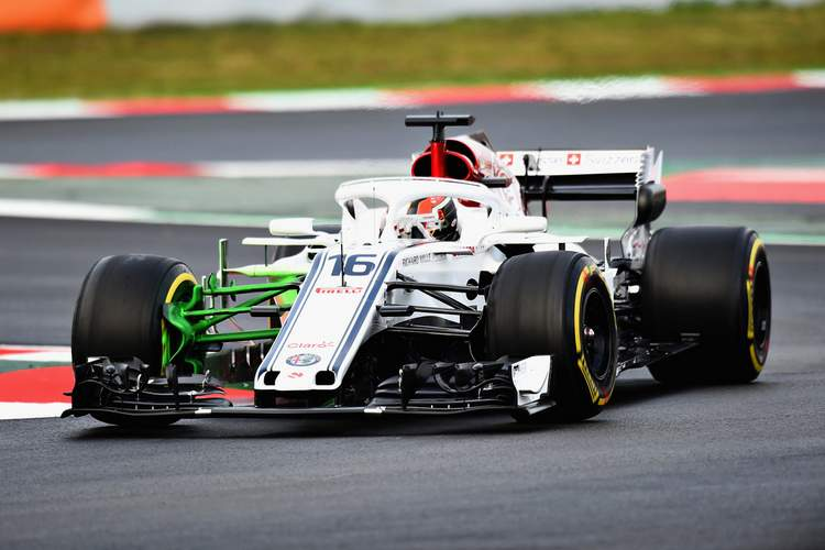 sauber another positive day of testing grand prix 247. Black Bedroom Furniture Sets. Home Design Ideas