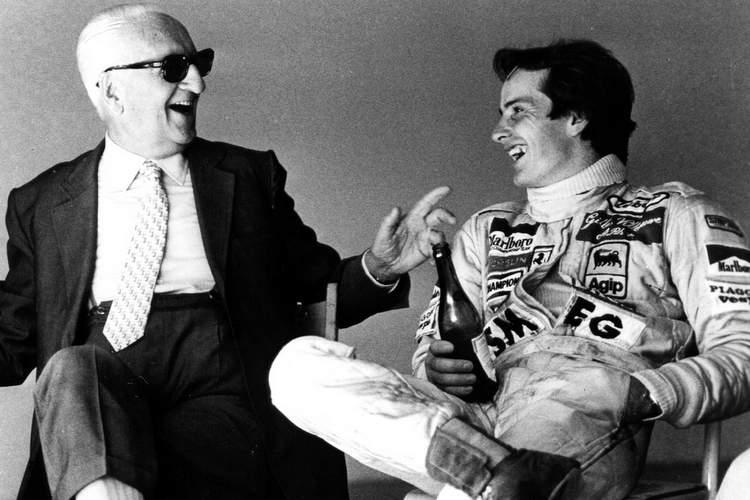 Ferrari, Villeneuve