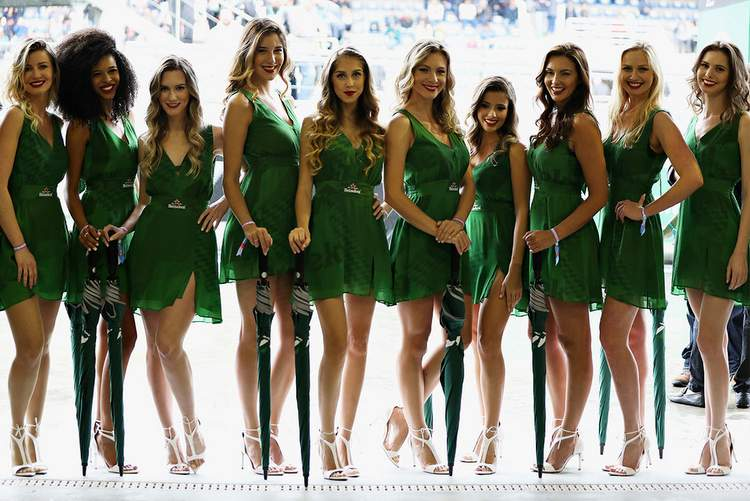 Grid Girls Unhappy With Formula 1 Decision To Scrap Tradition Grand Prix 247