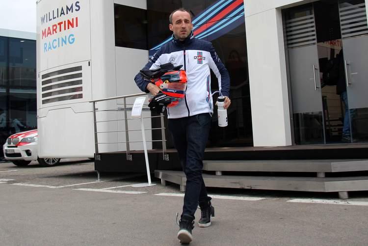 Robert Kubica, barcelona, williams, FW31
