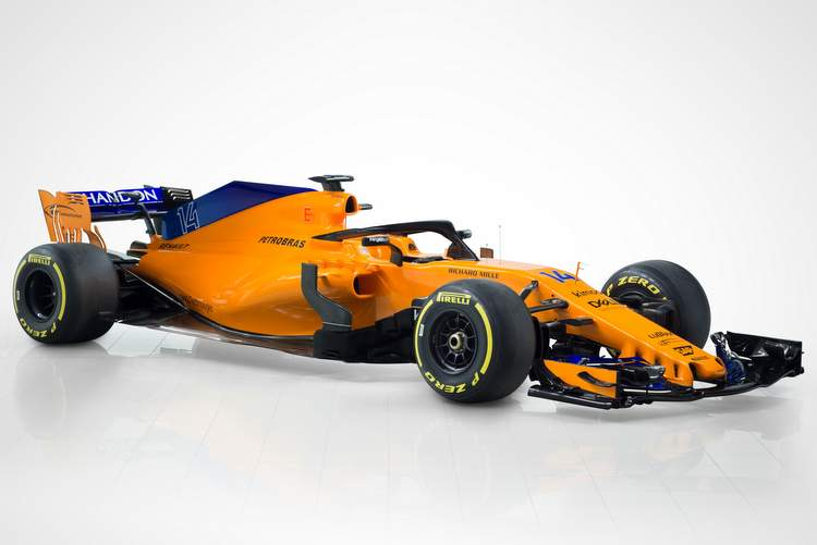 McLaren MCL33 marks start of new era at Woking