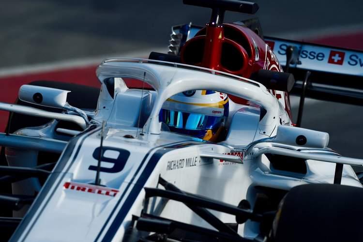 2018 F1 Testing Barcelona Day 7-003
