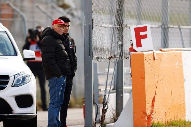 2018 F1 Testing Barcelona Day 7