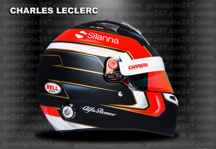 2018 formula 1 driver helmets grand prix 247. Black Bedroom Furniture Sets. Home Design Ideas
