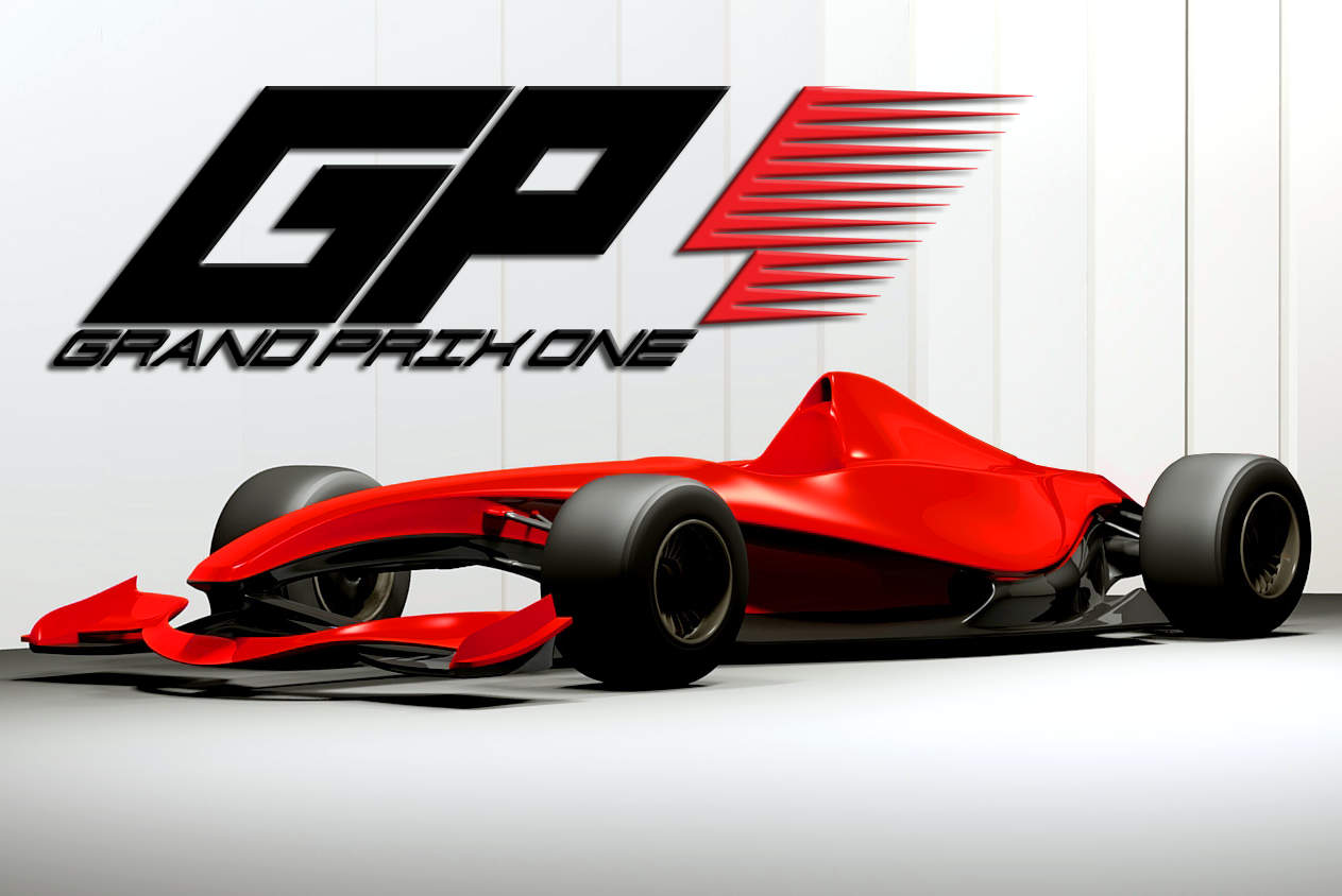 Grand Prix One™ is born to take on Formula 1