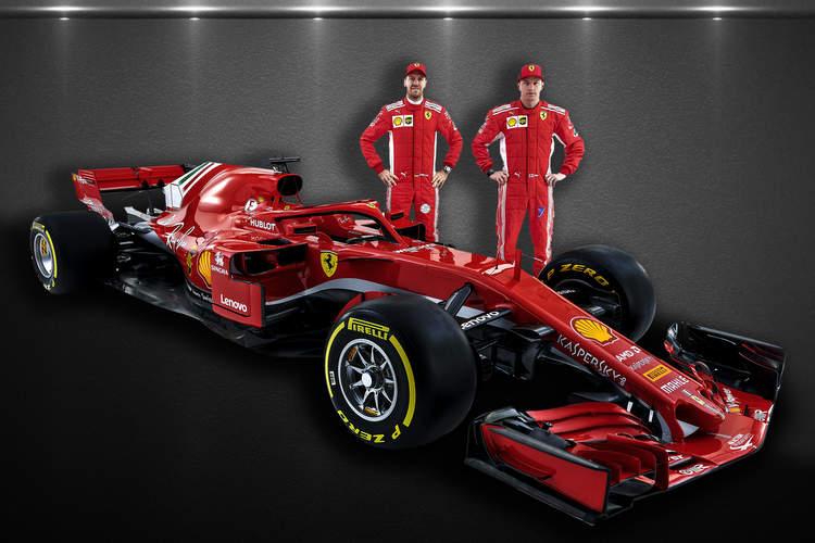 F1 2018 Preview Ferrari Preseason Outlook Grand Prix 247