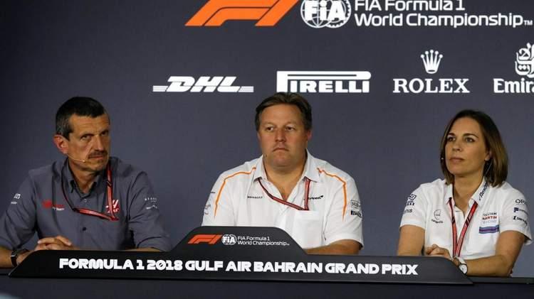 Brown, Williams, Steiner