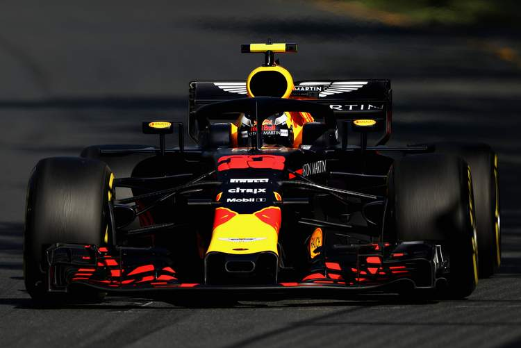 Image result for singapore gp 2018 Max Verstappen