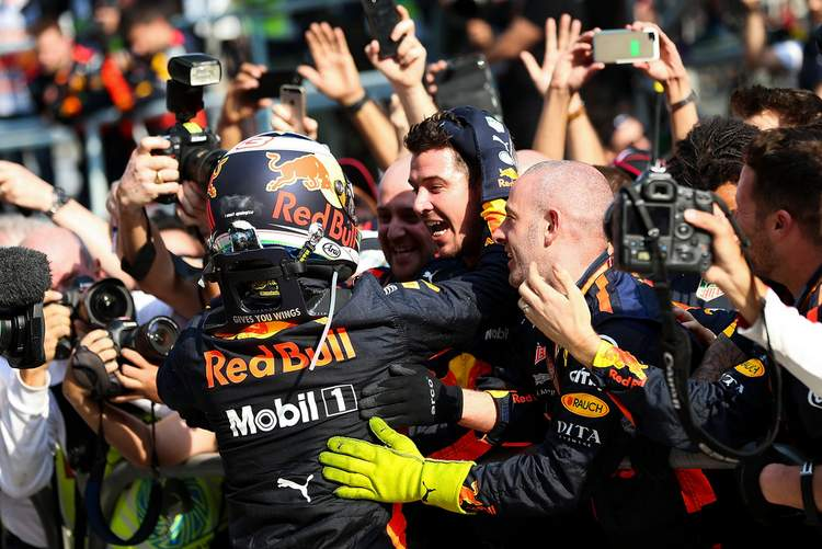 2018 Chinese Grand Prix Race-014
