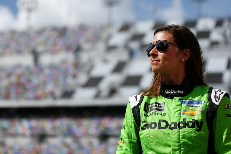Danica Patrick: Formula 1 was all I thought about doing