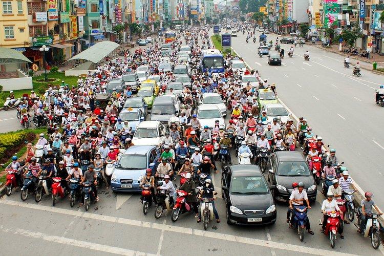 hanoi, street circuit